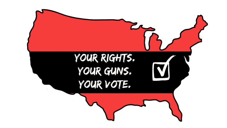 register to vote colorado rally for our rights gun rights where to vote polling locations