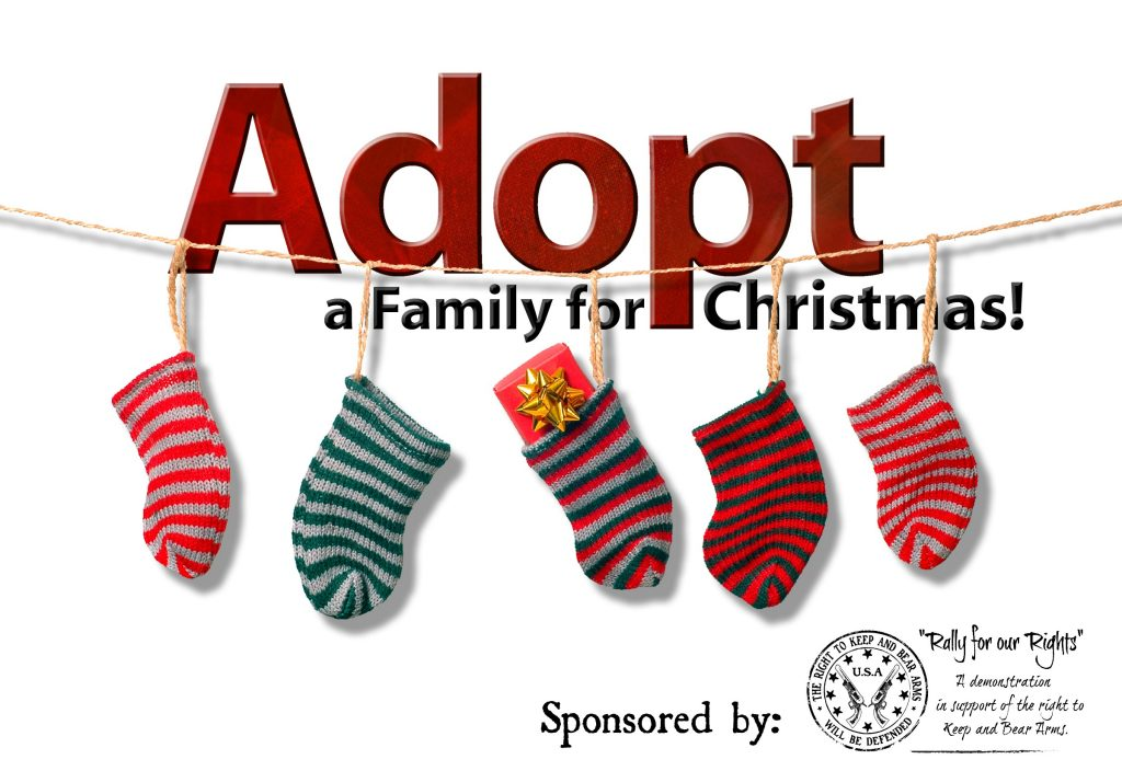 Rally for our Rights adopt a family Christmas Colorado