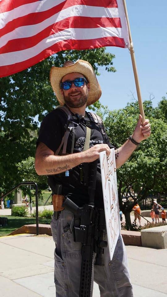 Trump admin bans bump stocks Rally for our Rights Colorado
