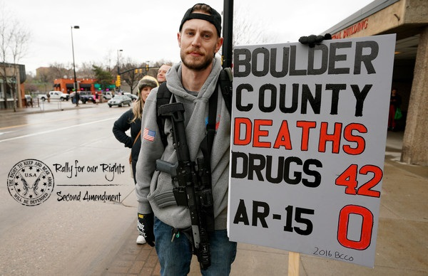 Only Days Left For Boulder, CO Residents To Register Their Firearms : Rally for our Rights